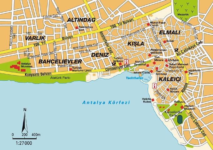 antalija mapa Antalija 2018 Antalija leto 2018 Antalija letovanje 2018 najpovoljnije antalija mapa